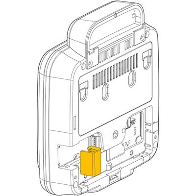EF-45N + TS -100 연결 방법 이미지2