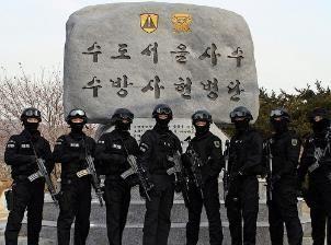 군부대 출입 통제