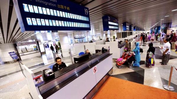 해외 공항 출입국 관리